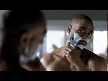 Tyson Gay - Gillette commercial 2012