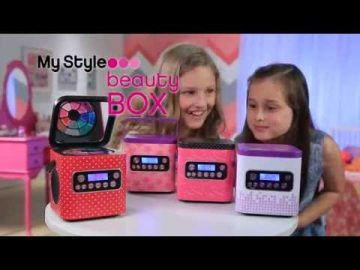 Multikids apresenta My Style Beauty Box